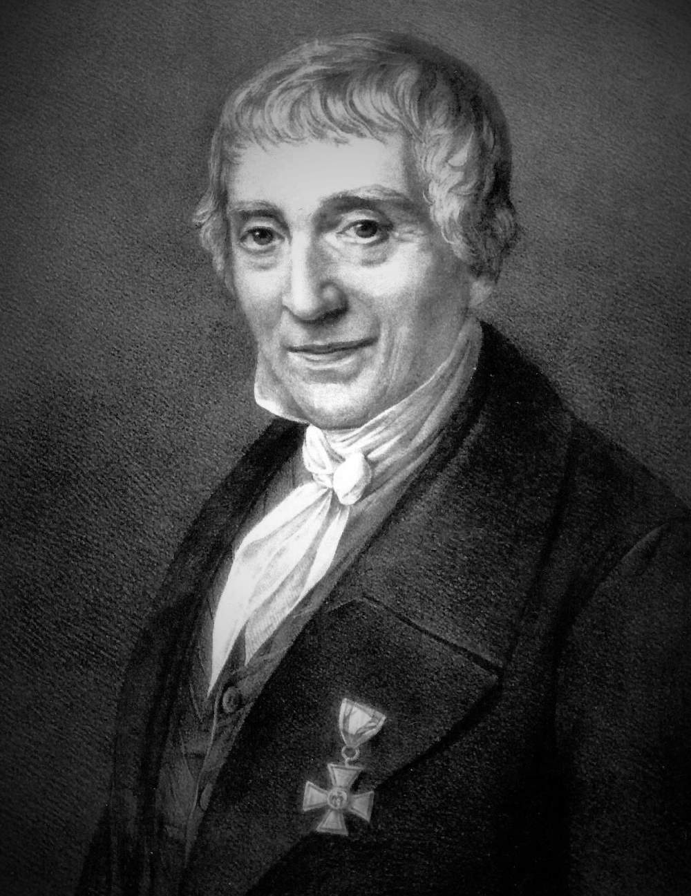 Georg Friedrich Grotefend (1775 - 1853)